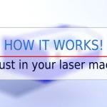 k40 laser exhaust in k40