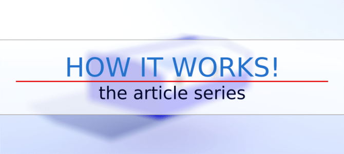 How it works: The article series