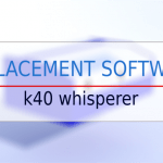 k40 laser replacement software