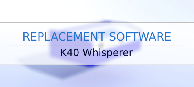 K40 Whisperer – replacement software