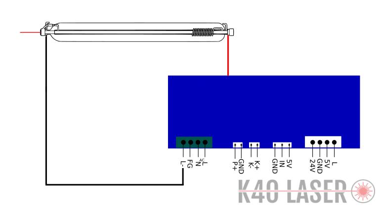 k40 ma meter