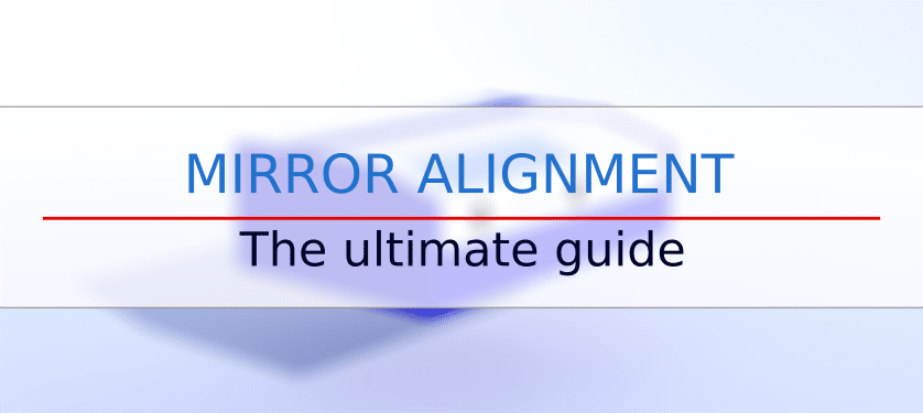 Mirror alignment - the ultimate guide - K40laser se