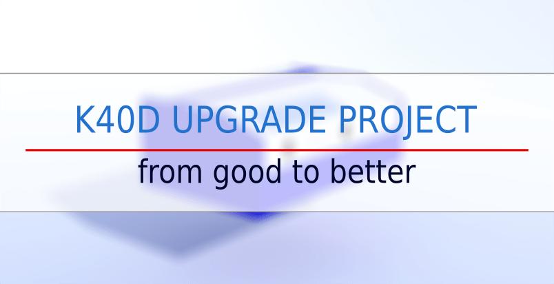 k40 laser k40d upgrade project