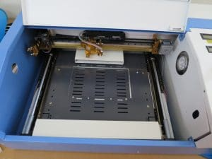 k40d laser cutting machine