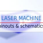 k40 laser psu pinout