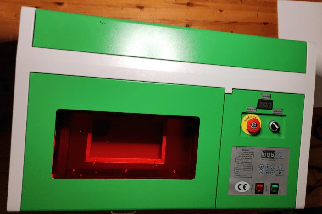 k40 laser machine