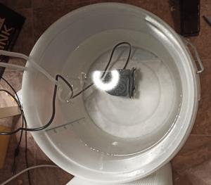 k40 laser machine water pump